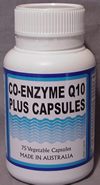 CoEnzyme Q10  is a free radical scavenger and antioxidant that improves peripheral circulation and assists in general well-being